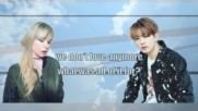 Jungkook Impa - We Dont Talk Anymore Charlie Puth Cover