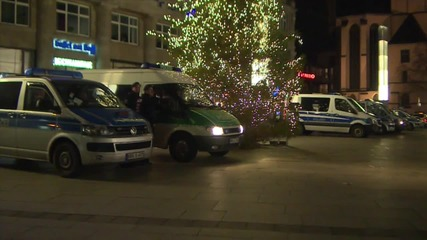Germany: Police tighten security in Cologne after alleged NYE sexual assaults