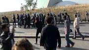 Turkey: Activists and police clash on Ankara bombing anniversary