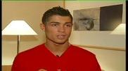C.Ronaldo Прави Равносметка На 2008г