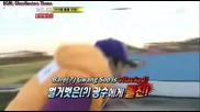 [ Eng Subs ] Running Man - Ep. 67 (with Kim Sooro and Park Yejin) - 2/2