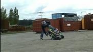 Streetbik Freestyle by Slim Gruber
