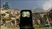Medal of Honor 2010 Beta Gameplay