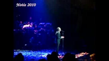 Notis Sfakianakis - Genethlia (рожден ден) - Live stin Odeon - премиера 22 януари 2010 година