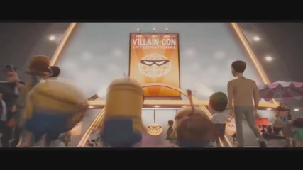 Миньони пътуват за Мездра (смях)