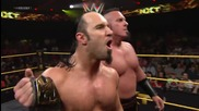 Buddy Murphy & Elias Sampson vs. The Ascension: Wwe Nxt, May 15, 2014