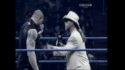 Batista Vs Shawn Michaels Preview - Backlash