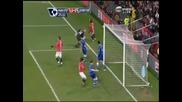 31.01 Манчестър Юнайтед - Евертън 1:0 Кристиано Роналдо Удря Греда