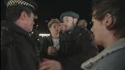 Зад кулисите- One Direction