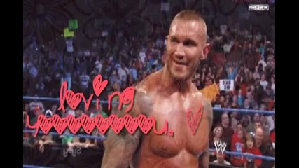 Kelly2&randyorton; - Made for loving you. ;зз