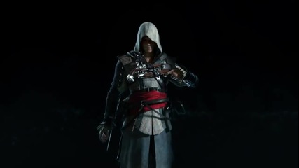 "Assassin's Creed 4: Black Flag - "" Edward Kenway, A Pirate Trained By Assassins """