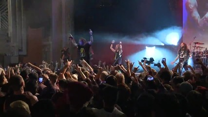 Suicide Silence - You Only Live Once (official live video)