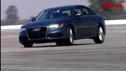 Audi A6 2012 - Full Test - Inside Line