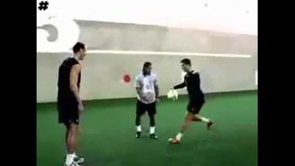 Кристиано Роналдо vs Jeremy Lynch - Kой е по - добър ?