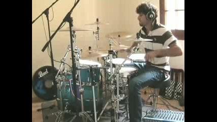 Spin (taking Back Sunday) - Drumming