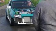 Opel Kadett Gsi test