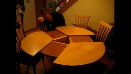 Такава маса рядко се вижда!