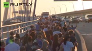 Thousands Honor Charleston Shooting Victims in Unity March