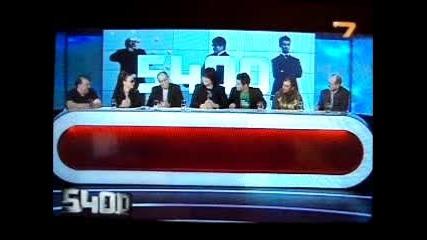 Спас Атанасов пред Tv 7 - предаването 5400 - част 1 - таксита