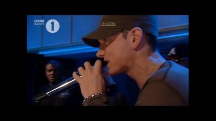 Eminem Freestyle On Westwood 2010 + Превод