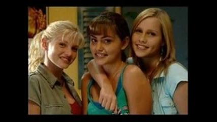 Emma, Rikki And Cleo - H2o Girls