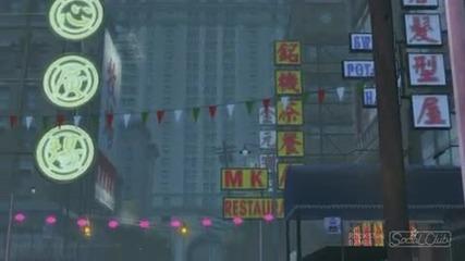 Gta 4 Екшън в chinatown