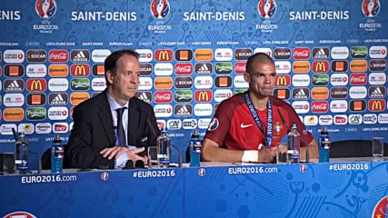 France: Portugal win 'will go down in history' says man of the match Pepe