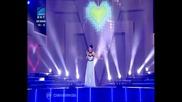 Софи Маринова - Любов Без Граници ( Love Unlimited ) - Евровизия 2012 Финал
