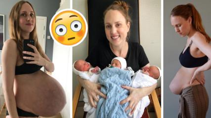 Разказ на майка на тризнаци: Какво се случва с тялото след раждането?