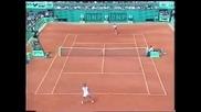 Roland Garros 1993 Steffi Graf vs Mary Joe Fernandez