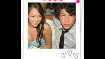 7 Things - Nick Jonas and Miley Cyrus