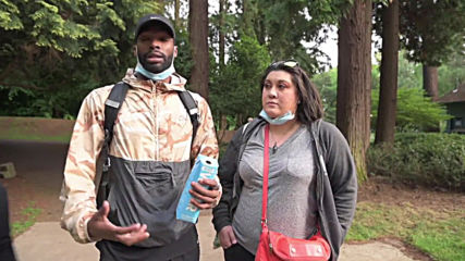 USA: 'We're tired' - Portland protesters unite against police brutality and racism