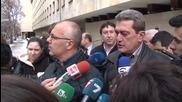 Николов: Ще решим проблема с облеклото за пожарникарите