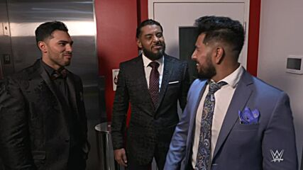 Legado del Fantasma will take matters into their own hands: WWE NXT Exclusive, July 27, 2021