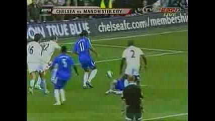 Chelsea - Manchester City 6 - 0