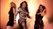 Neda Ukraden, Clea & Kim - Nije ti dobro (girls night) official video