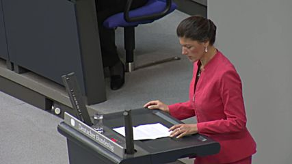 Germany: Wagenknecht denounces increased NATO activity on Russian borders