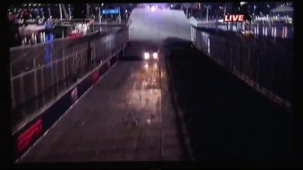 Travis Pastrana прави скок с колата си 250ft
