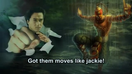 Plentakill - Moves Like Jackie (maroon5 - Moves Like Jagger Lol Parody) Plk
