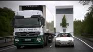 Top Gear - Интересно изпитание с каравани - част 1