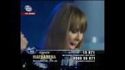 Music Idol 3 - Изпълнението На Преслава,  Русина,  Соня И Магдалена! (23.03.09)