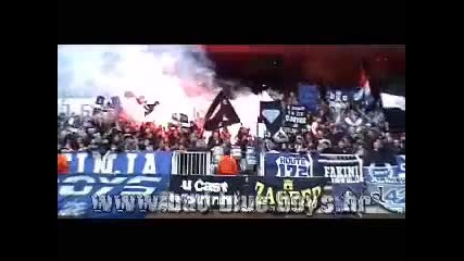 Bad Blue Boys Zagreb