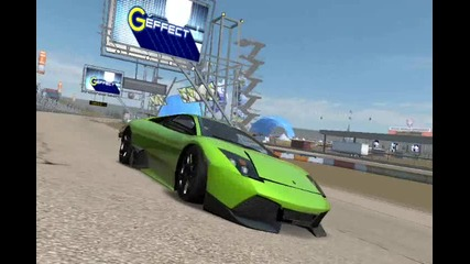 Need For Speed Pro Stret-lambo story