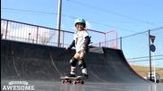 6 годишни скейтъри