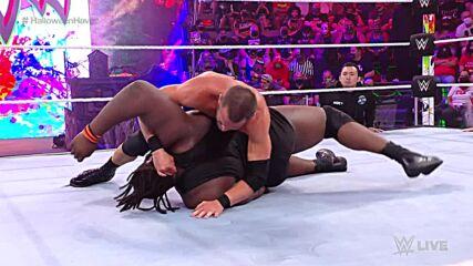 Odyssey Jones answers Diamond Mine's open challenge: WWE NXT, Oct. 26, 2021