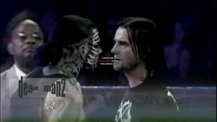 Wwe Jeff Hardy vs C M Punk for W H C at Summerslam 2009 [ Promo ]