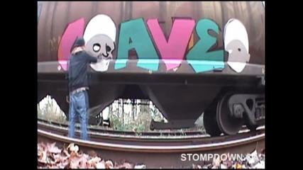 Graffiti #151 - Craver - Stompdown Killaz - Pirate