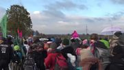 Germany: Activists occupy railway and mine to save Hambach forest