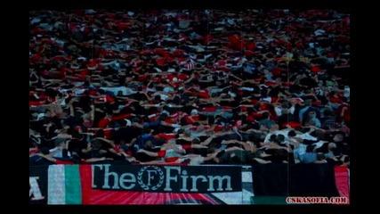 Great fans of Cska Sofia