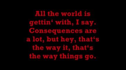 The Offspring - Hit That (lyrics)